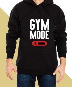 Gym Mode Hoodies for Men