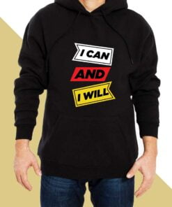 I Can Hoodies for Men