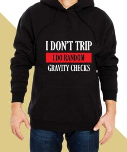 Gravity Checks Hoodies for Men