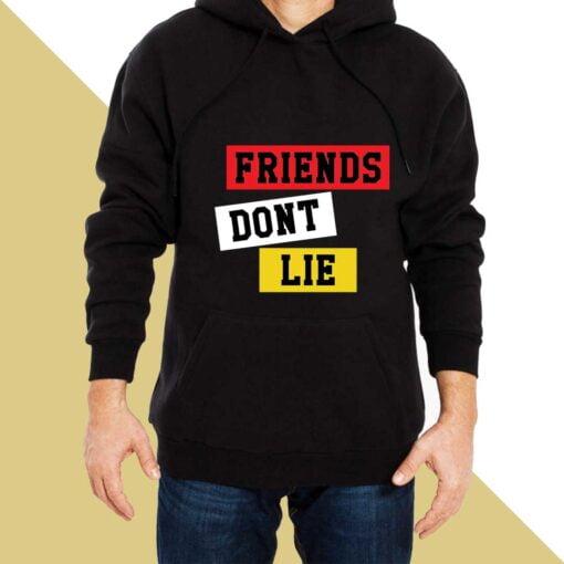 Friends Dont Lie Hoodies for Men