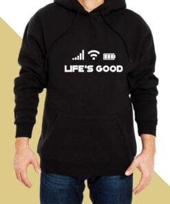 Life Good Hoodies for Men