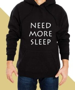 More Sleep Hoodies for Men