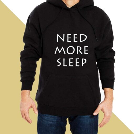 More Sleep Hoodies for Men