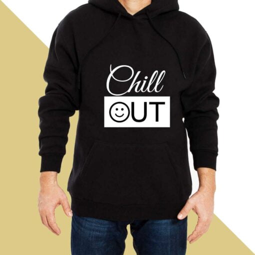 Chill Out Hoodies for Men