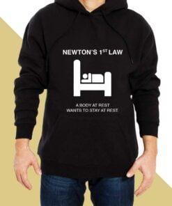 Newton Law Hoodies for Men