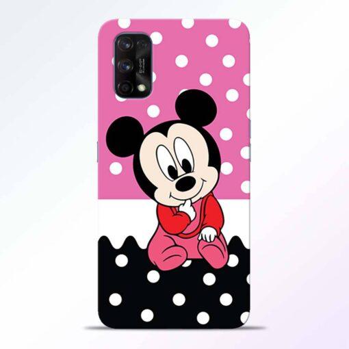 Mickey Baby Realme 7 Pro Back Cover