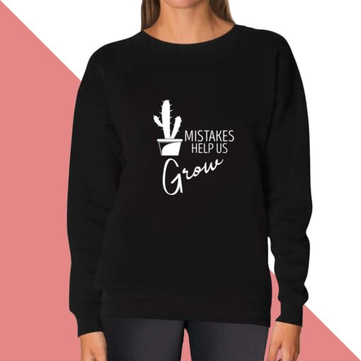 Mistake Help Sweatshirt for women