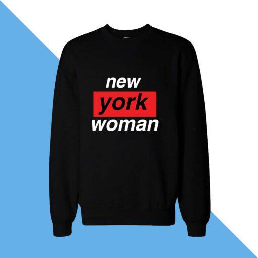 New York Women Sweatshirt