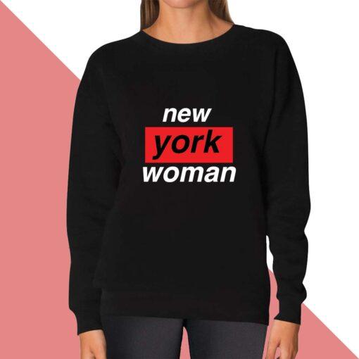 New York Sweatshirt for women