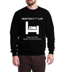 Newton Law Sweatshirt for Men