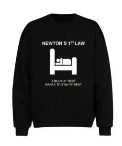 Newton Law Men Sweatshirt