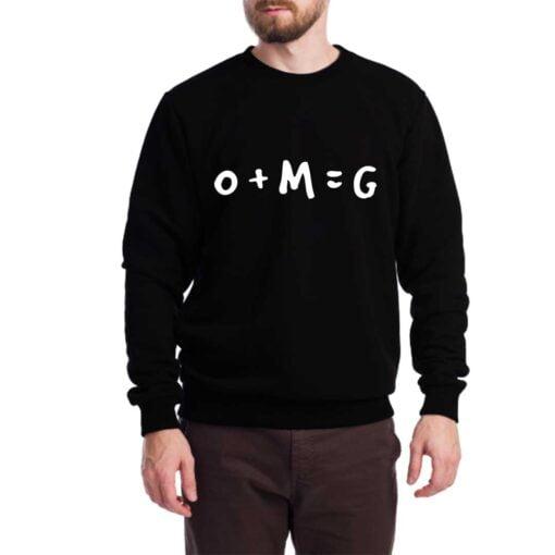 OMG Sweatshirt for Men