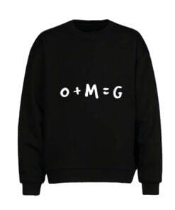 OMG Men Sweatshirt