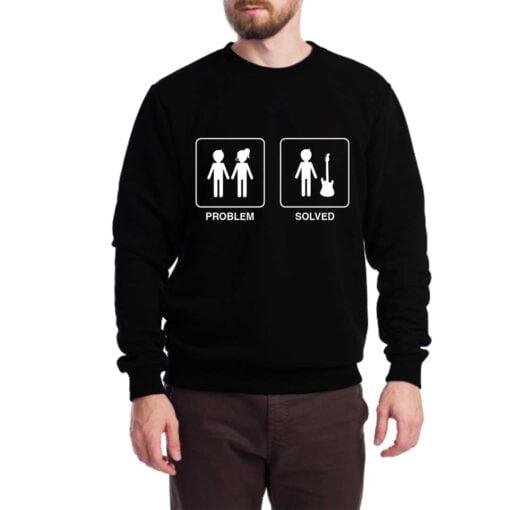 Problem Solved Sweatshirt for Men