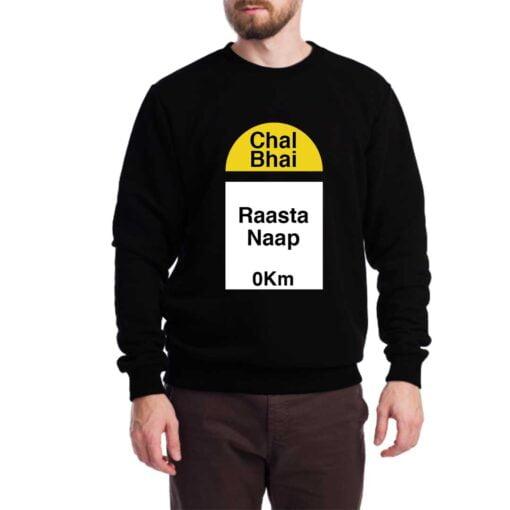 Raasta Naap Sweatshirt for Men