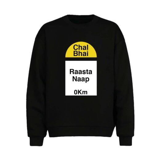 Raasta Naap Men Sweatshirt