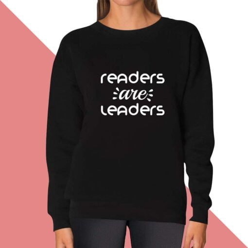 Readers Sweatshirt for women