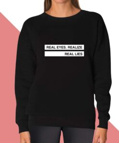 Real Eyes Sweatshirt for women