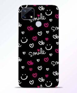 Smile Heart Realme Narzo 20 Back Cover