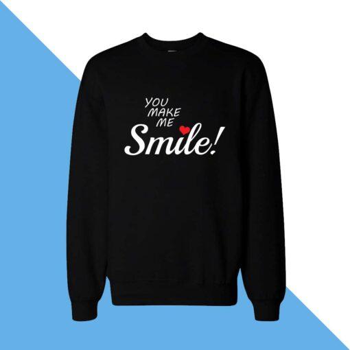 Smile Women Sweatshirt