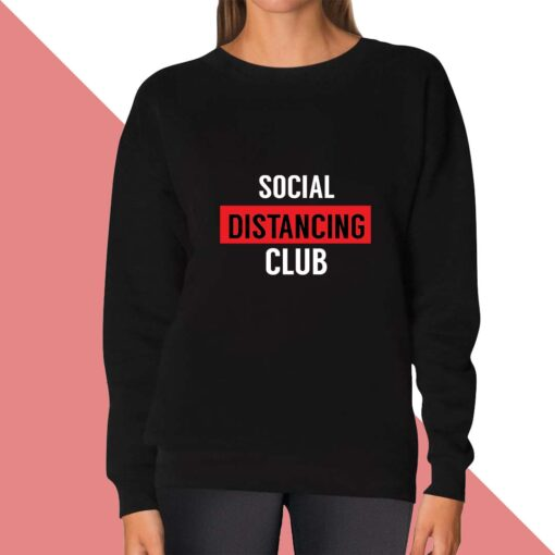 Social Club Sweatshirt for women