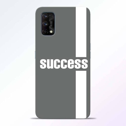 Success Road Realme 7 Pro Back Cover
