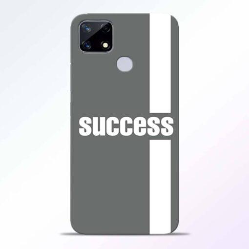Success Road Realme Narzo 20 Back Cover
