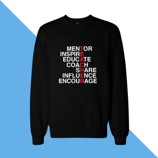 Teacher Women Sweatshirt