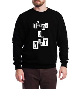 Thank U Sweatshirt for Men