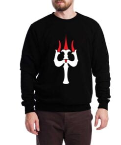 Trishul Mahadev Sweatshirt for Men