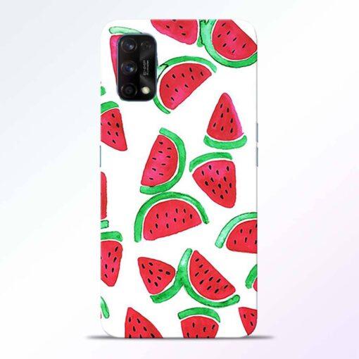 Watermelon Pattern Realme 7 Pro Back Cover