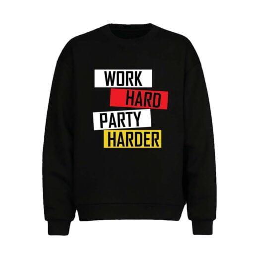 Work Hard Men Sweatshirt