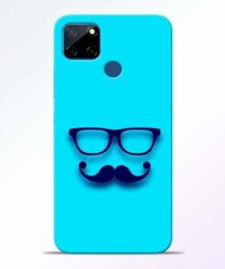 Beard Face Realme C12 Mobile Cover