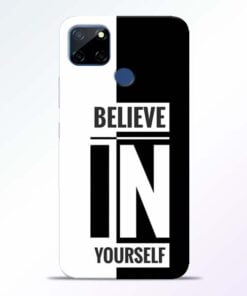 Believe Yourself Realme C12 Mobile Cover
