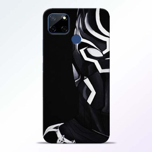 Black Panther Realme C12 Mobile Cover