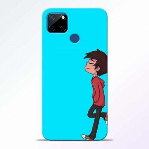 Cartoon Boy Realme C12 Mobile Cover