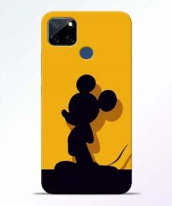 Cute Mickey Realme C12 Mobile Cover