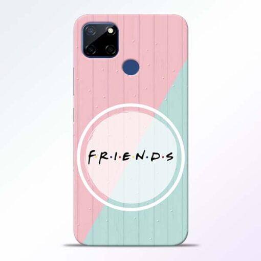 Friends Realme C12 Mobile Cover