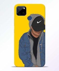 Kakashi Boy Realme C12 Mobile Cover