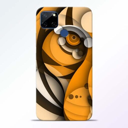 Lion Art Realme C12 Mobile Cover