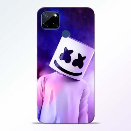 Marshmello Realme C12 Mobile Cover