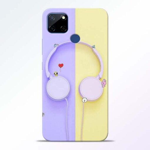 Music Lover Realme C12 Mobile Cover