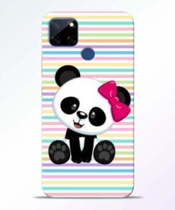 Panda Girl Realme C12 Mobile Cover