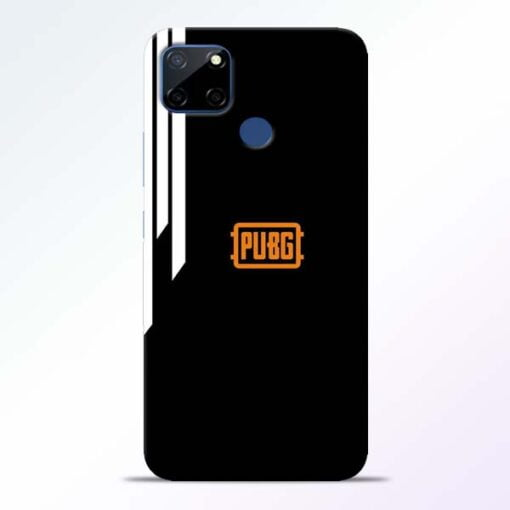 Pubg Lover Realme C12 Mobile Cover