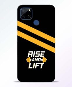 Rise and Lift Realme C12 Mobile Cover