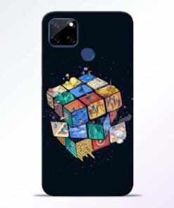 Wolrd Dice Realme C12 Mobile Cover