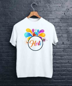 Balloon Holi T shirt - CoversGap