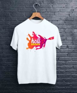 Celebration Holi T shirt - CoversGap
