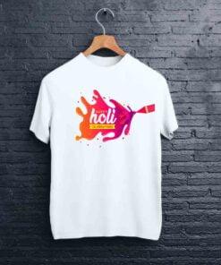 Celebration Holi T shirt - CoversGap