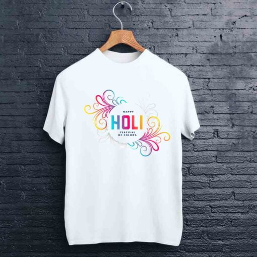 Festival Color Holi T shirt - CoversGap